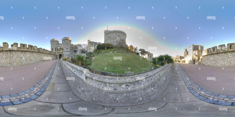 Le château de Windsor Photo Stock
