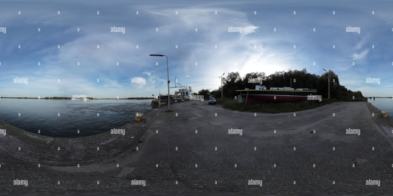 Ferry Swinoujscie , Karsiborz Photo Stock