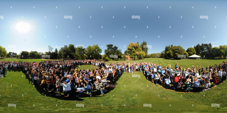 Sonoma State University fête ses 50 ans à Rohnert Park Ca Photo Stock