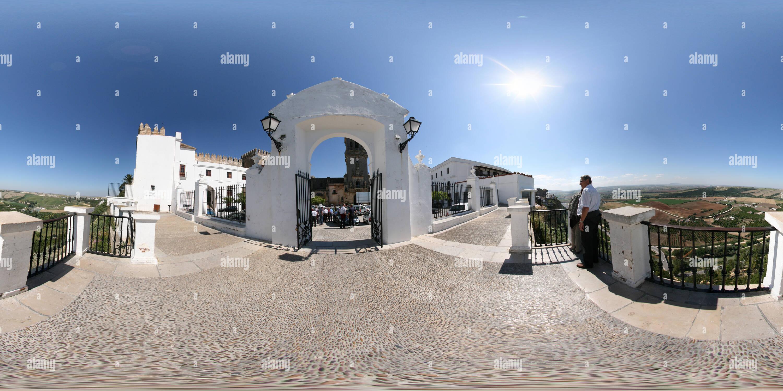 Arcos de la Frontera Photo Stock
