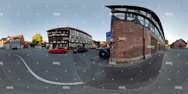Schiffwall - Schlossplatz Photo Stock