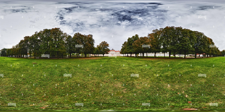 Palais de Rogalin #3 Photo Stock