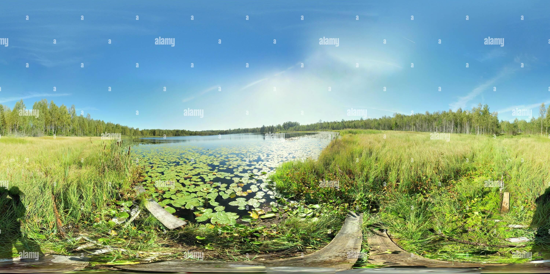Чертановское Озеро Photo Stock