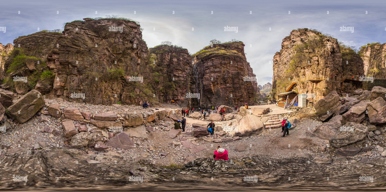 Taihang montagnes 4 Photo Stock