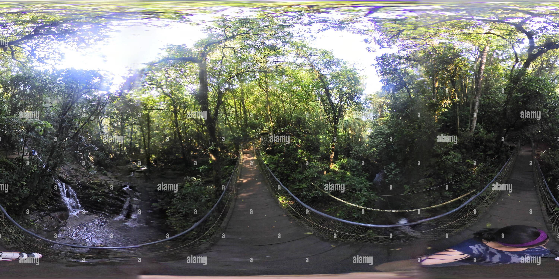 Reserva del Quetzal, San Marcos, Guatemala. Photo Stock