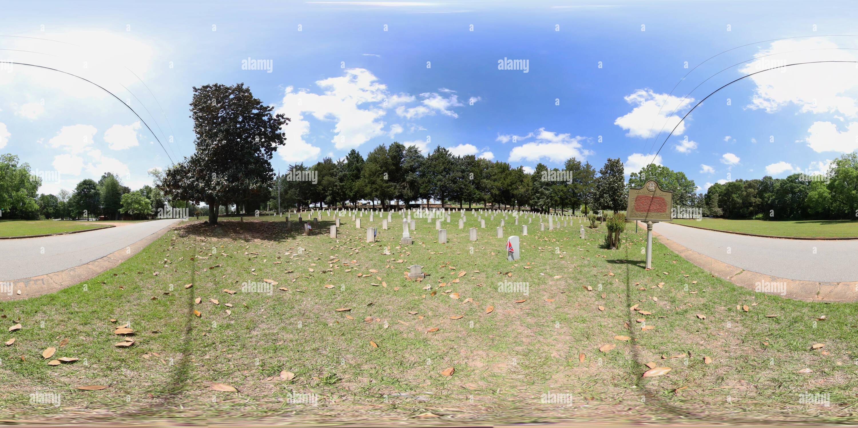 Morts à la guerre civile Photo Stock