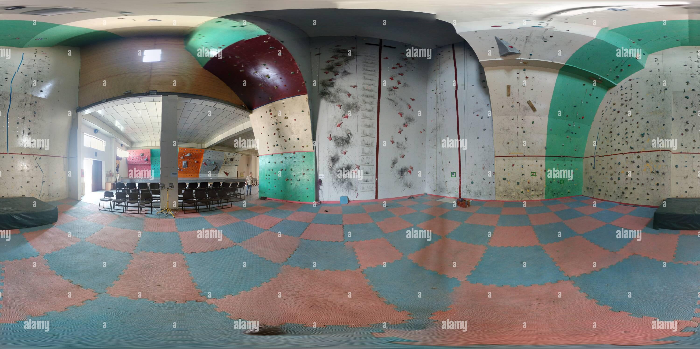 Climbaku Sport Climbing Centre Photo Stock