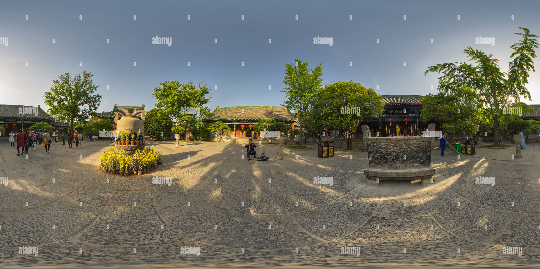 Baogong Memorial Hall Photo Stock