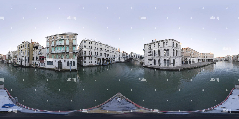 Canal Grande 056 Photo Stock