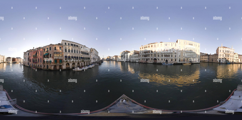 Canal Grande 096 Photo Stock