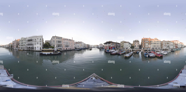 Canal Grande 039 Photo Stock