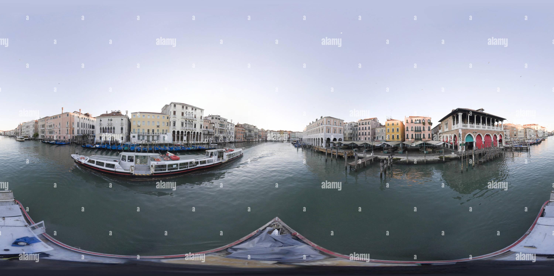 Canal Grande 044 Photo Stock