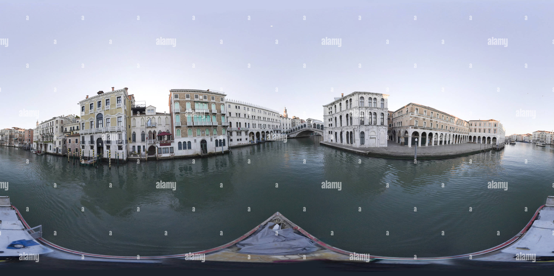 Canal Grande 055 Photo Stock