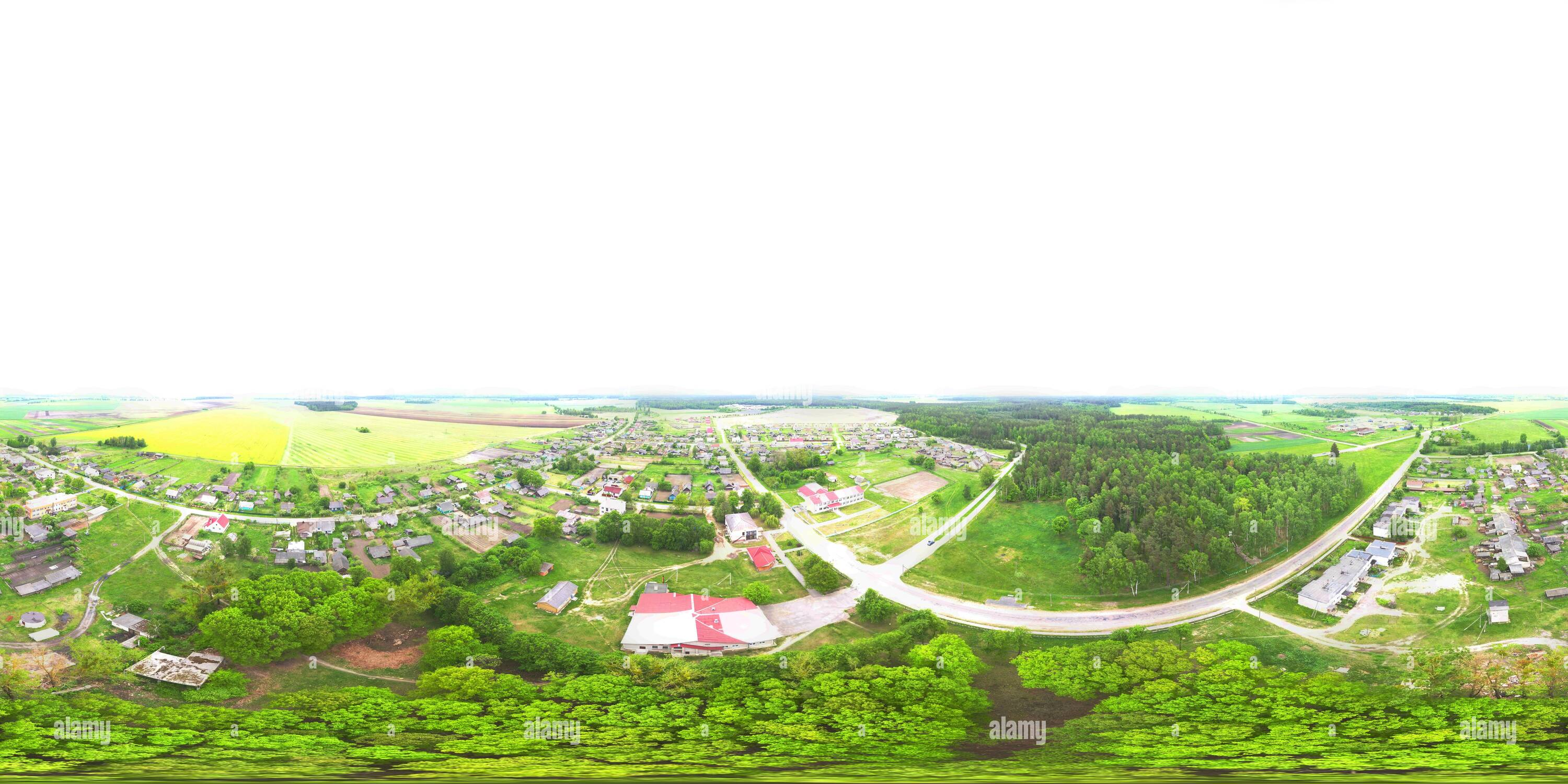 Kukovo, Bélarus Photo Stock