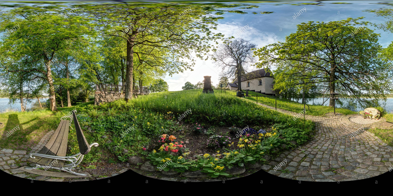 Salem kyrkogård Photo Stock