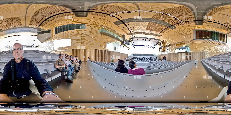 Casa da Musica Immagini Stock