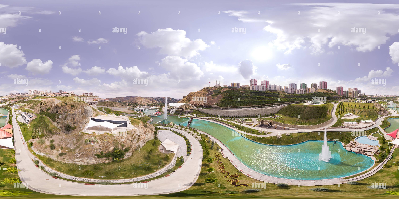 Kuzey Yildizi Ankara Buyuksehir Belediyesi 20160720 1501 22 Immagini Stock