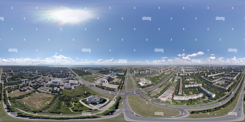 Skyview Togliatty Immagini Stock